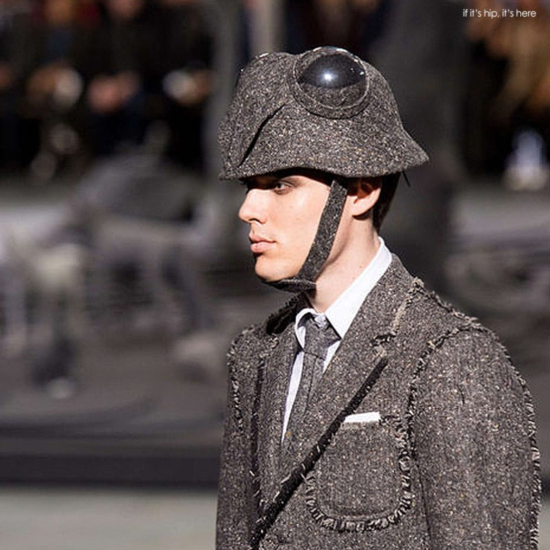 thom browne FW mens hats 22 IIHIH