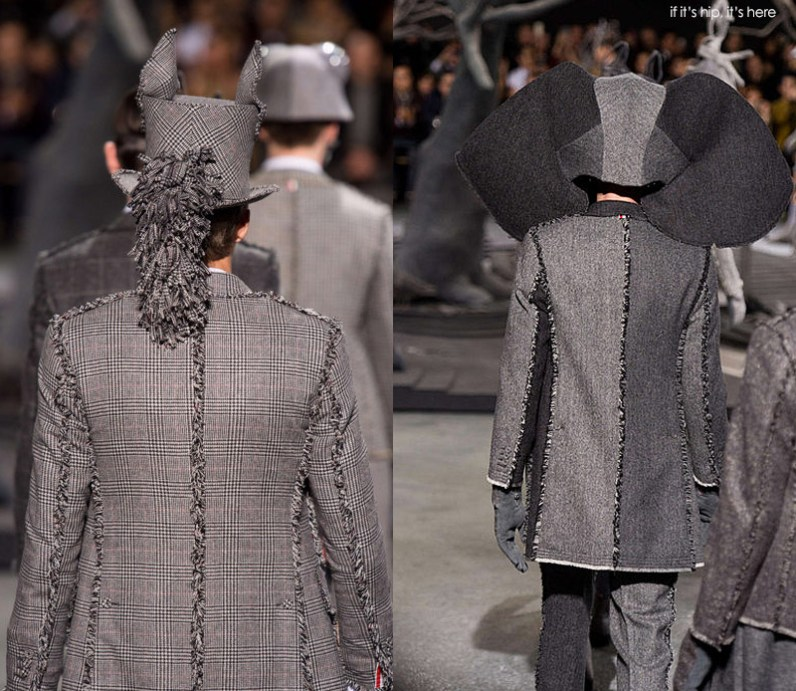 thom browne FW mens hats 28 IIHIH