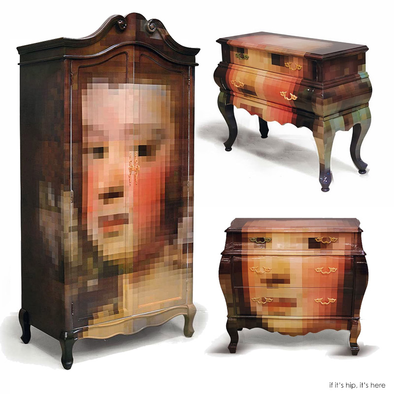 trip pixel furniture