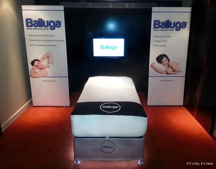 Balluga bed display IIHIH
