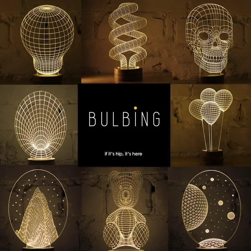 Bulbing Lamps