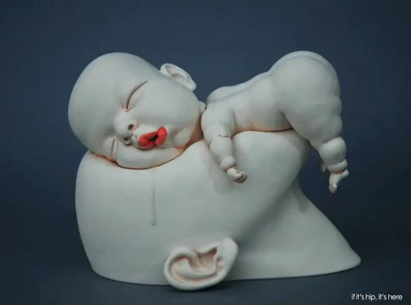 Johnson Tsang Porcelain Babies