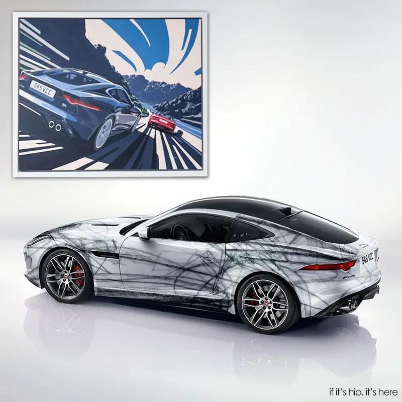 Jaguar FType art news IIHIH