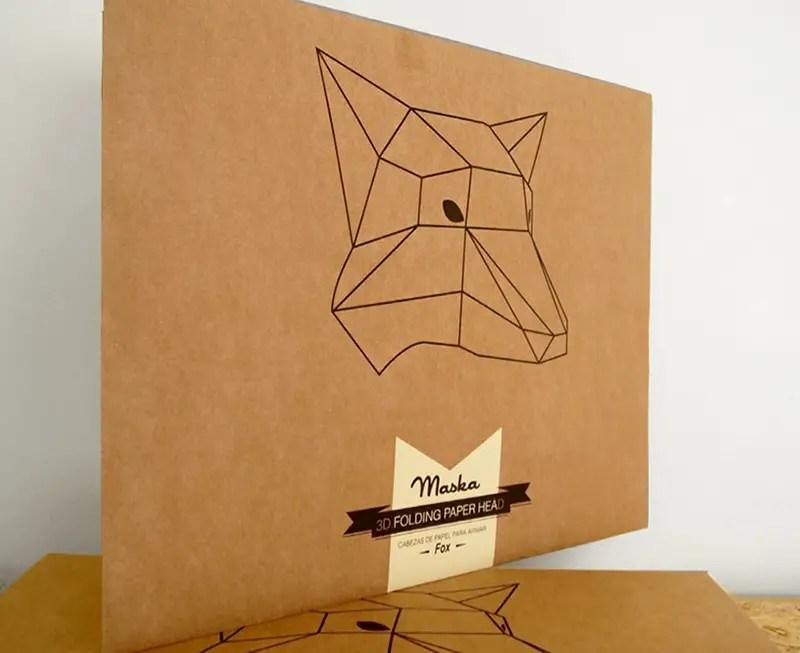 Mask packaging IIHIH