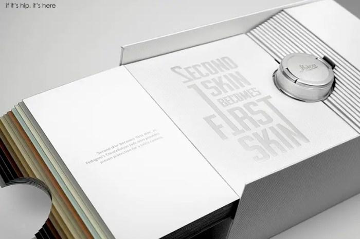 Paper Skin Leica Fedrigoni 3 IIHIH