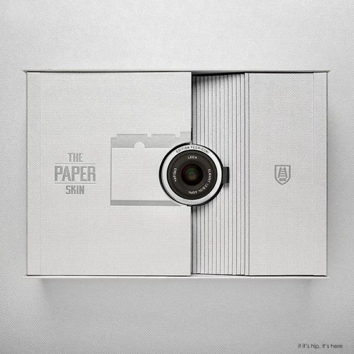 Paper Skin Leica Fedrigoni hero IIHIH