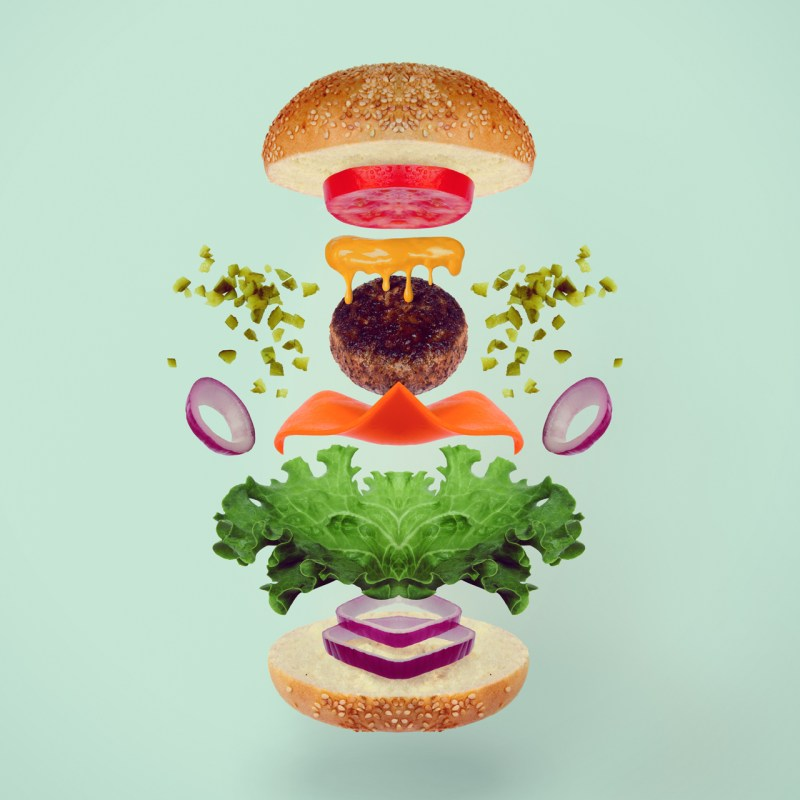 The Cover Burger. #fricotemagazine