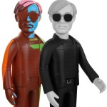 New Andy Warhol Vinyl Collectible Dolls (And The Previous 4) from Medicom.
