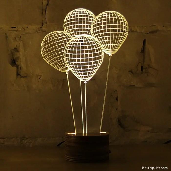 balloons led light IIHIH