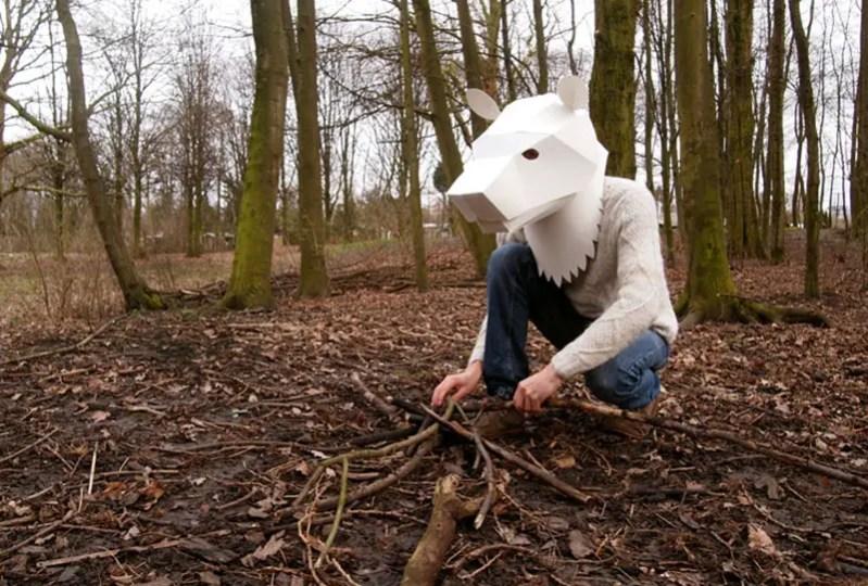 bear mask 2 IIHIH