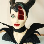 Magnificent Maleficent Cake Looks Evil Enough To Eat.
