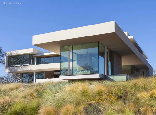 Read more about the article The Retrospect Vineyards Residence by Swatt   Miers Architects.