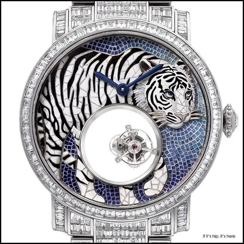 Cartier d'Art Watches