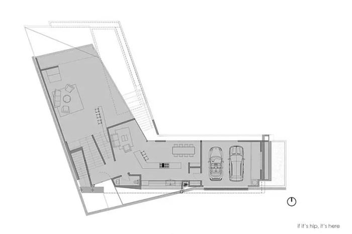 Mulholland Home Domaen upper floor plans IIHIH