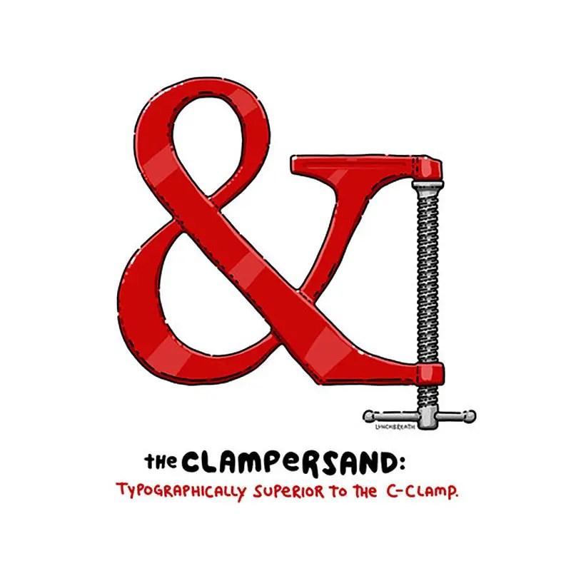 clampersand cartoon IIHIH