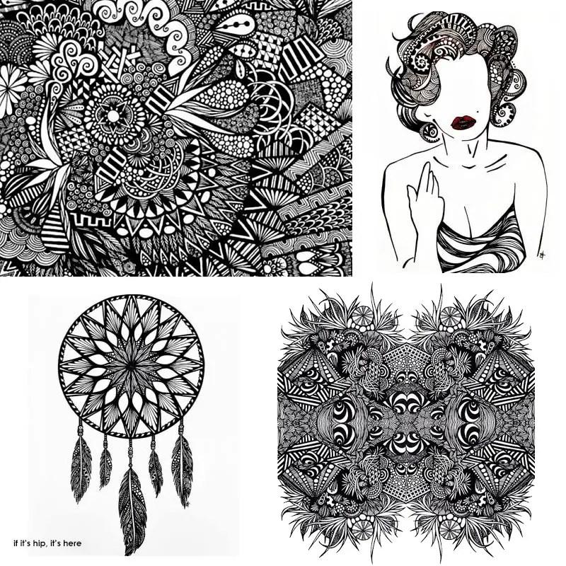 other work by brita lynn thompson IIHIH