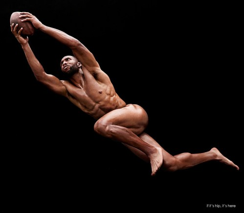 Read more about the article The Body Beautiful. Athletes In The Buff For ESPN Magazine.