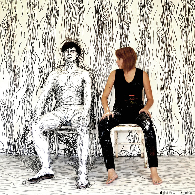 Artist Alexa Meade