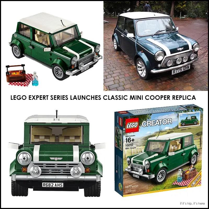 lego mini cooper mark vii a replica vintage classic mini. Black Bedroom Furniture Sets. Home Design Ideas