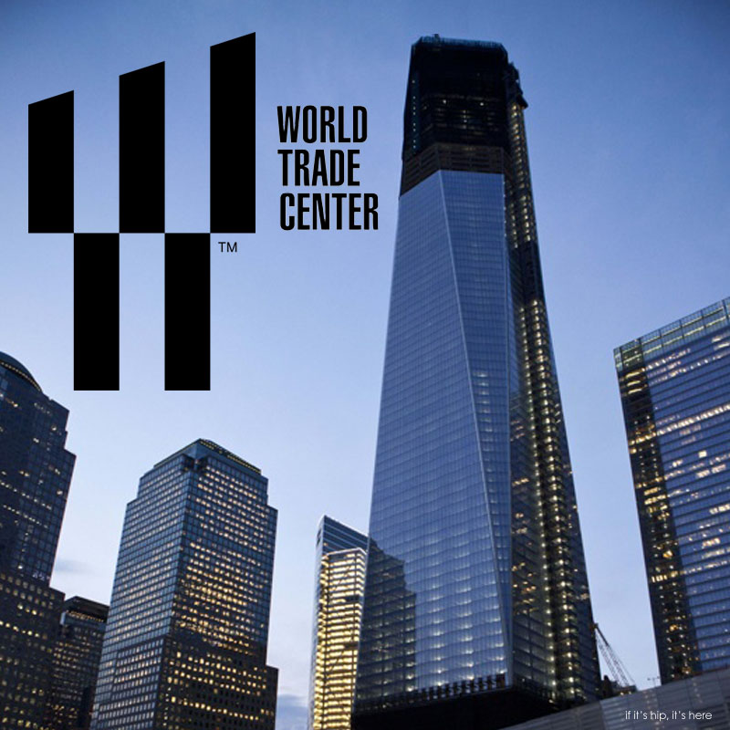 Landor's New World Trade Center Logo