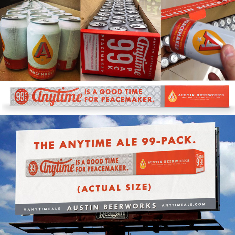 The Anytime Ale 99-pack