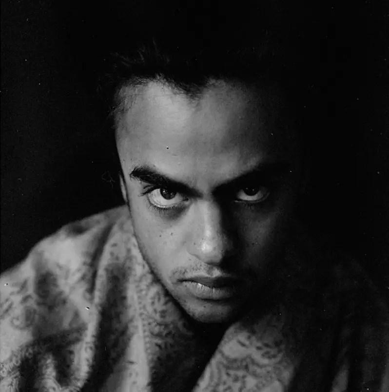 michael avedon self portrait IIHIH