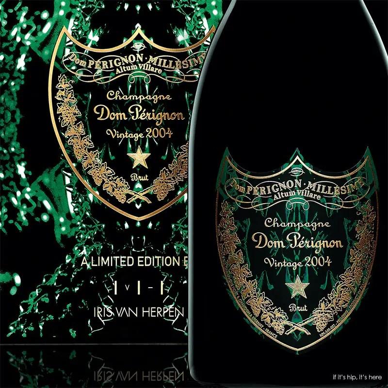 DP iris van herpen bottle and box cu IIHIH