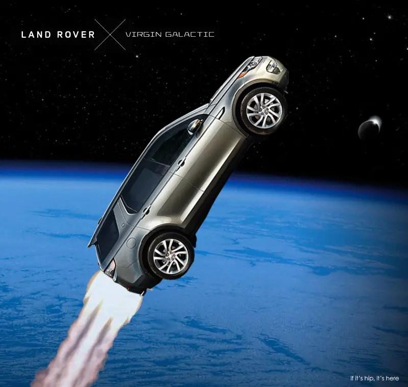 Land rover galactic adventure hero IIHIH