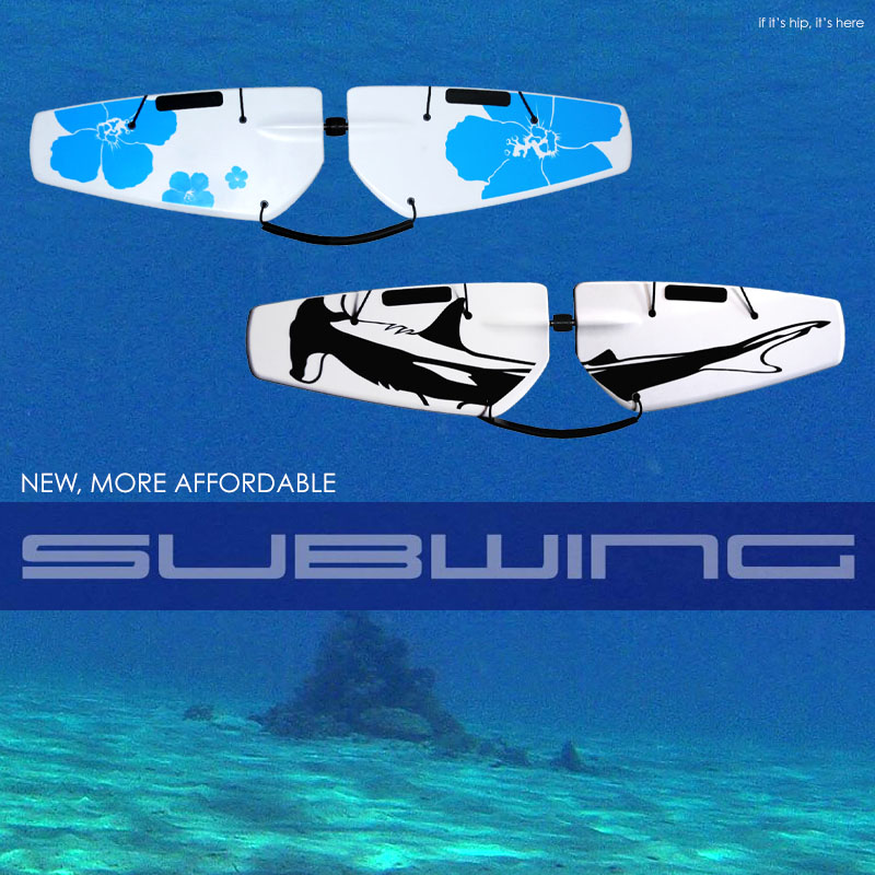 New more affordable SUBWING
