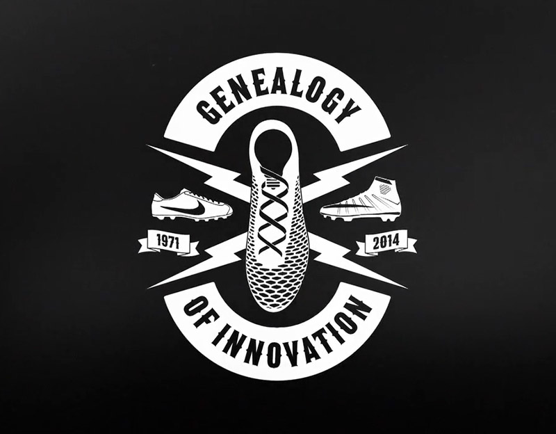 Nike's Geneology of Innovation