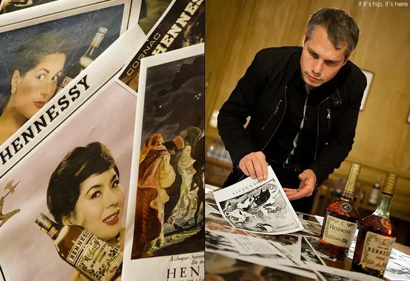 shepard looking at old hennessey designs IIHIH