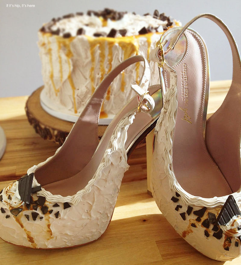 Wearable Confections From Shoe Bakery