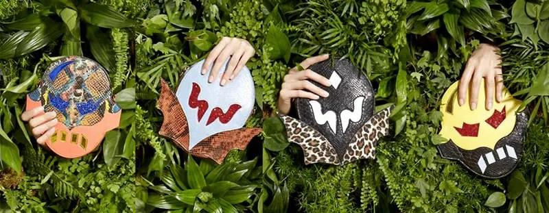 stella mccartney superheros handbags
