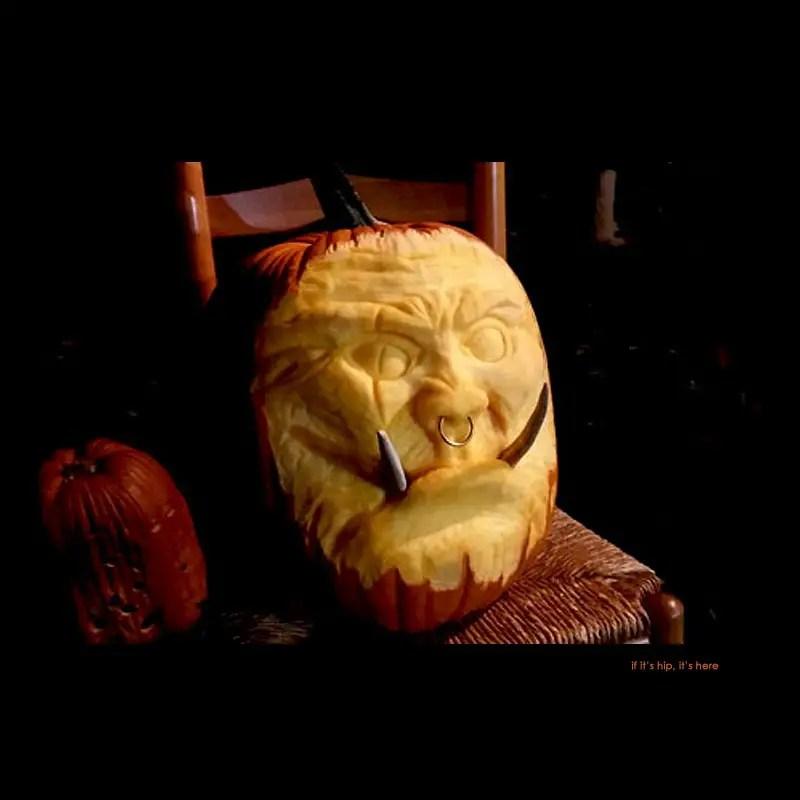 26. Orc pumpkin