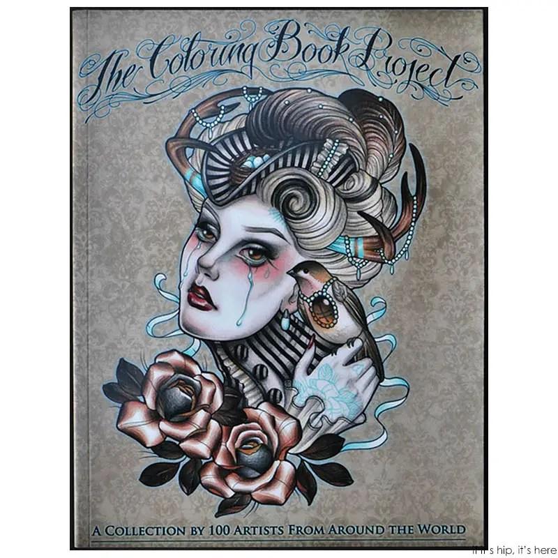 coloring_book_project_1 iihih - Tattoo Coloring Book Pdf