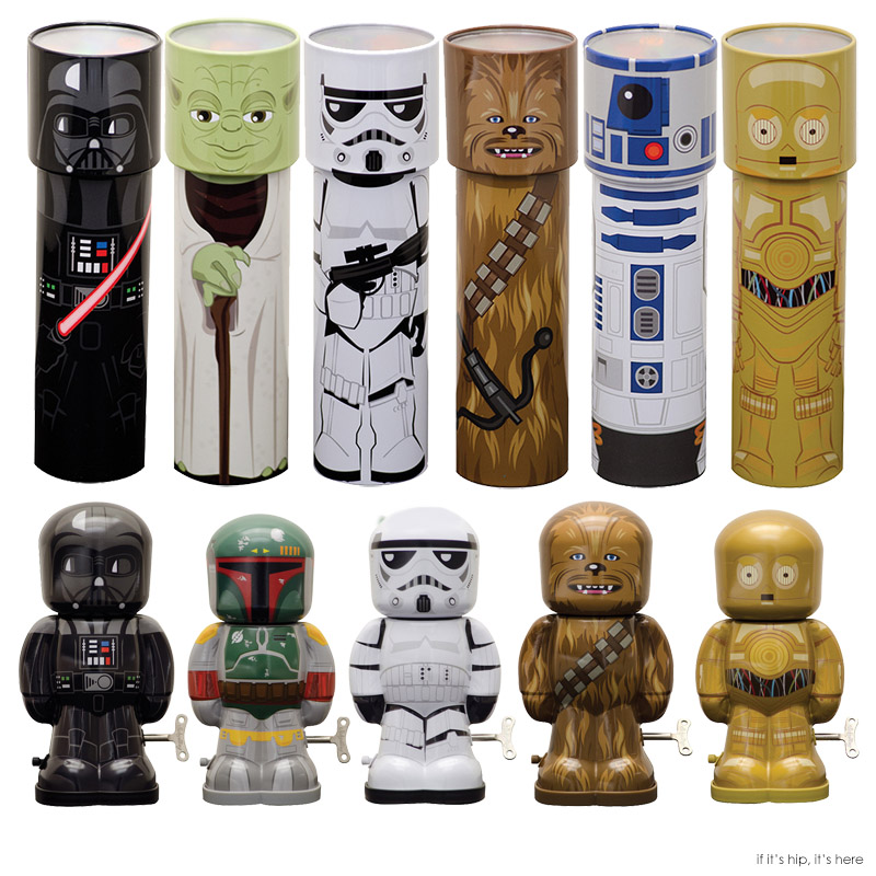 Schylling Star Wars Collection