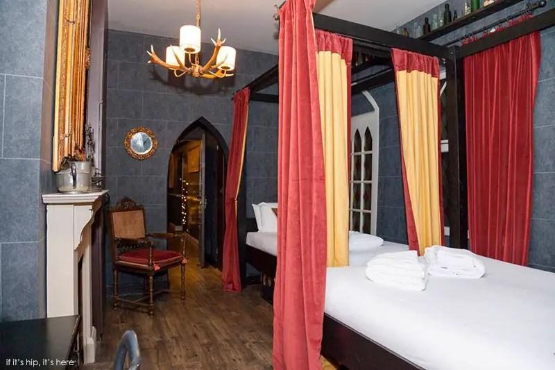 georgian hotel HP rooms 6 IIHIH