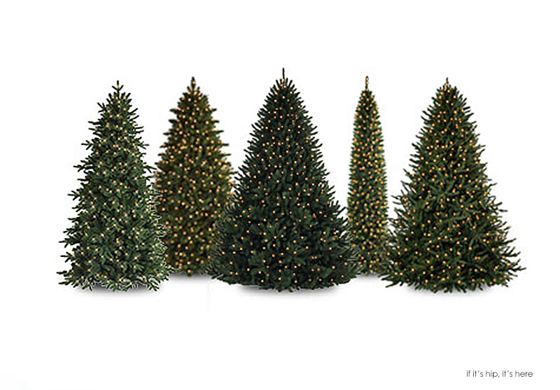 Totally Trippy Christmas Trees For The Holidays.