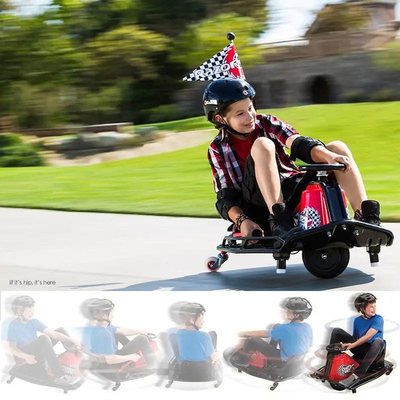 Razor Crazy Cart Ride On Toy