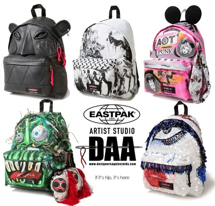 Eastpak-Artist-Studio-2014-Auction