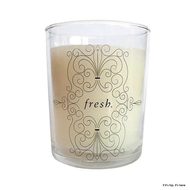 Fresh Cannabis scented candle IIHIH