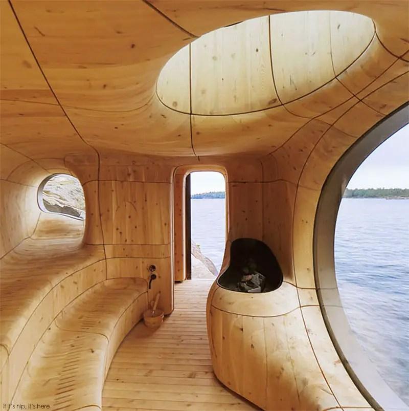 Grotto sauna hero IIHIH