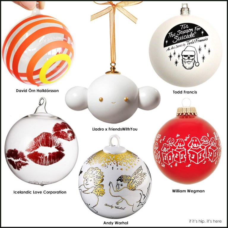 Limited Edition Artist Ornaments - 37 Limited Edition Artist Christmas Ornaments Turn Your Tree Into A