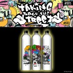 The 37 Street Artist Designed Bottles and 5 Wall Murals for WAH-TAAH! and Drink Up.