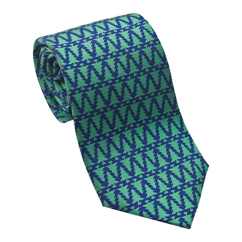christmasTrees tie