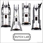 Dutch Lab Cold Drip Coffee Machines Combine Sculpture and Functionality.
