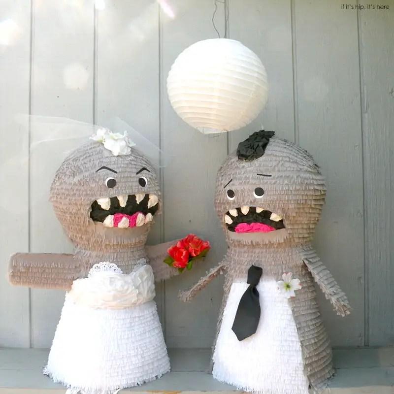 mr and mrs brisezilla pinatas