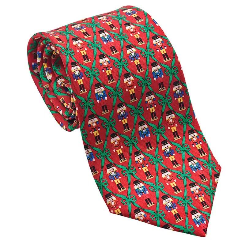 nutcrackerRed tie