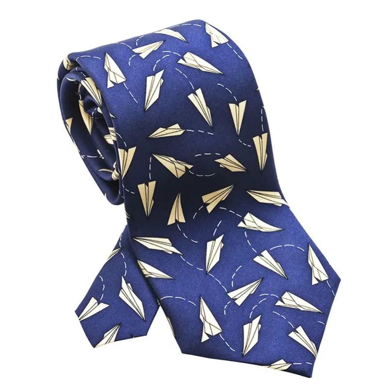 paperplanes ties