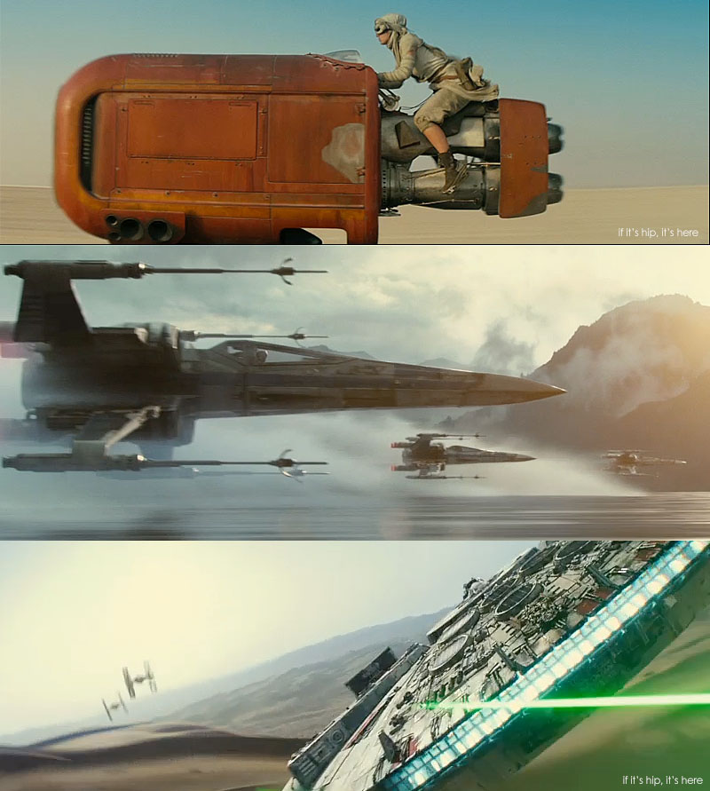 The Official Teaser Trailer for Star Wars: The Force Awakens